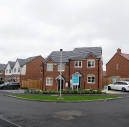 Colliers Green, Bromford Housing, New Arley