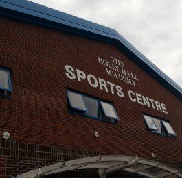 Holly Hall Academy - Sports Centre