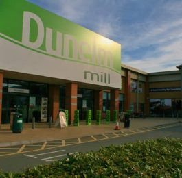 Airport Retail Park, Coventry (Dunelm)