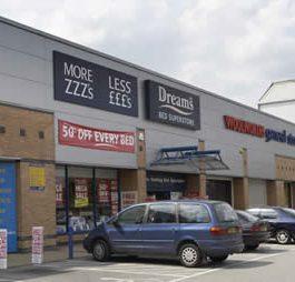 Southgate Retail Park