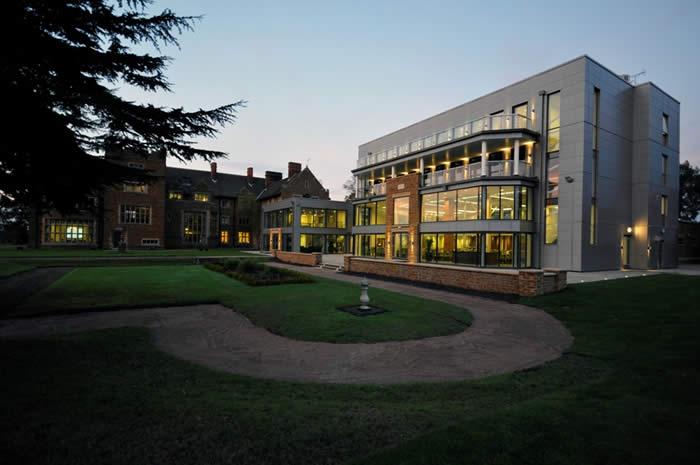 Ashorne Hill Management College Deeley