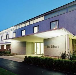 The Library, Harwell