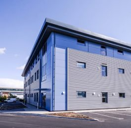 Trident Park, new teaching facility, warwick