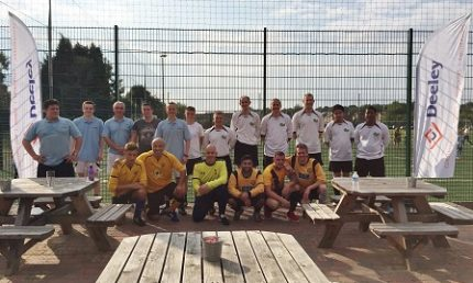 Deeley Construction Charity Football Match