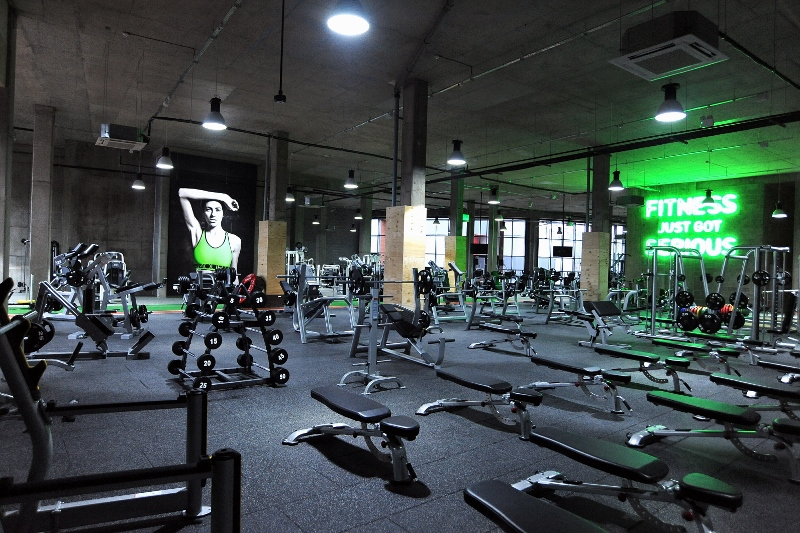 Jd Gyms Deeley