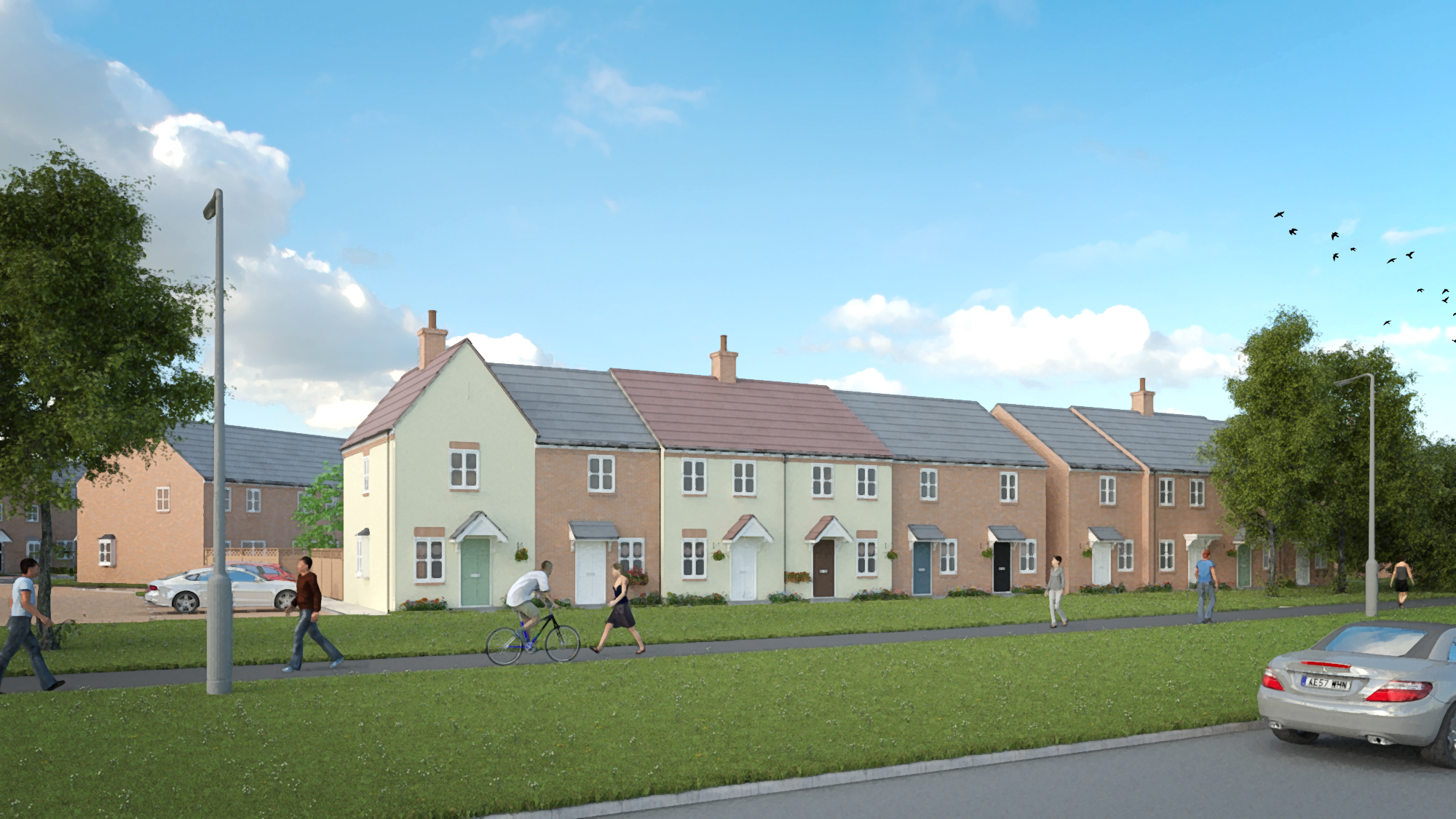 Orbit homes union park deeley for Modern homes leamington