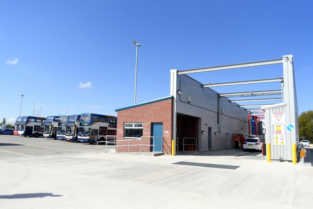 Stagecoach Depot Amp Engineering Hub Deeley