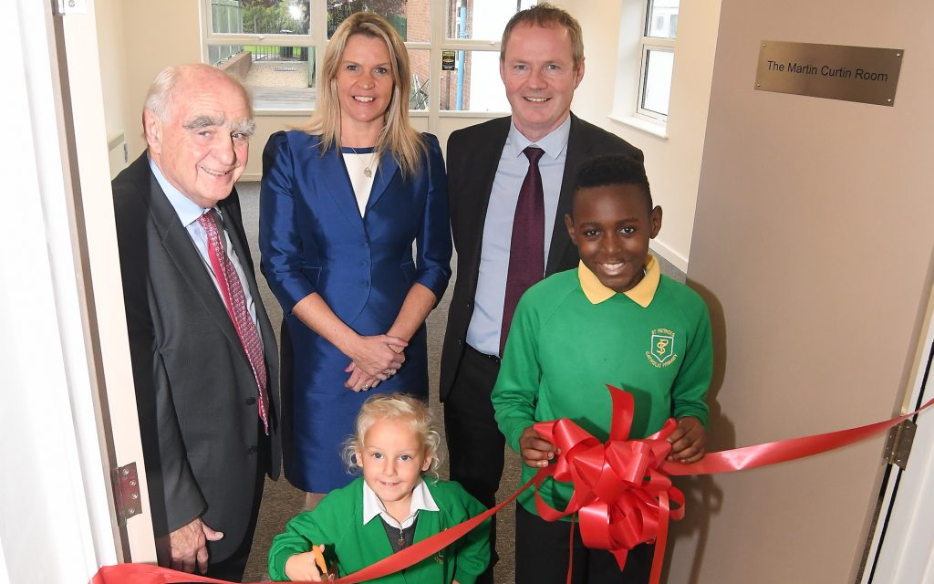Wood Hall Student Accommodation Officially Opened Deeley