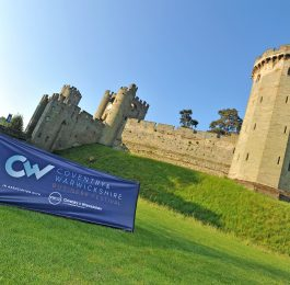 PICTURE COPYRIGHT MATT SHORT / MATT SHORT PHOTOGRAPHY - NO SYNDICATION WITHOUT PERMISSION Launch of the Coventry and Warwickshire Business Festival 2017 at Warwick Castle.