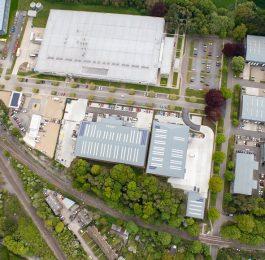 Industrial Units, Kites Park